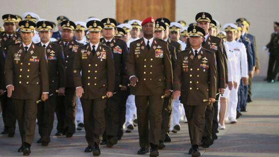 EL MILITARISMO CONTRA LAS GRANDES MAYORÍAS