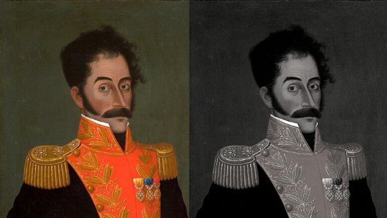 BOLÍVAR: PAIN AND GLORY